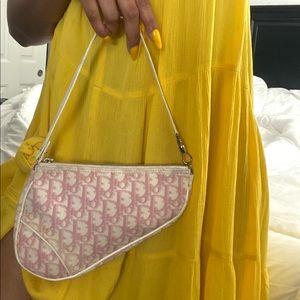 Dior Saddle Trotter Bag